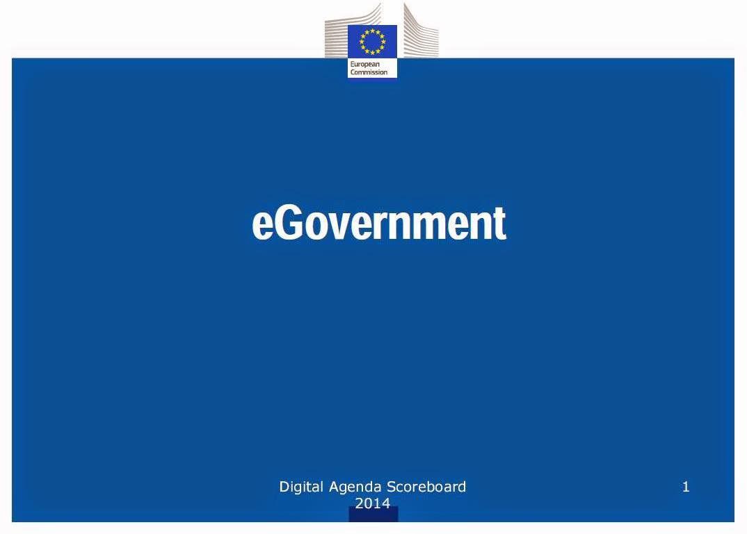 E-guvernarea UE, 2014