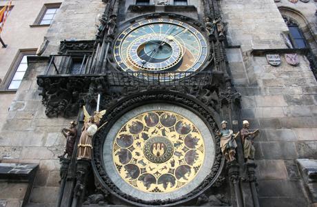 Reloj Astronomico, Praga