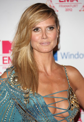 The World Richest Persons: American Model Heidi Klum Net Worth