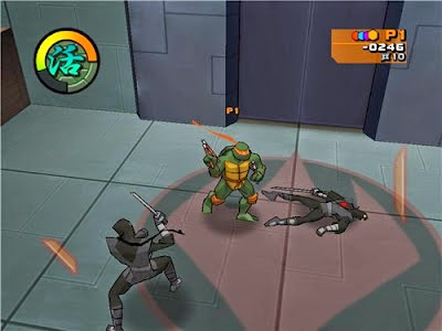 TMNT 2: Battle Nexus Highly Compressed Free Download PC Games