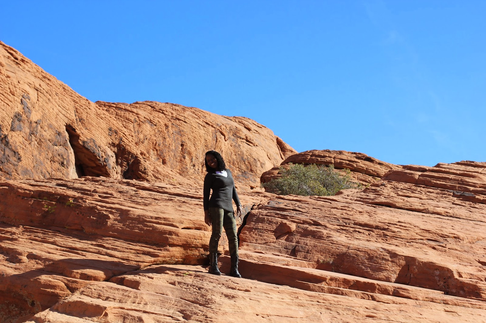 Las Vegas, Nevada: Sin City, Red Rock Canyon & Valley of Fire ...