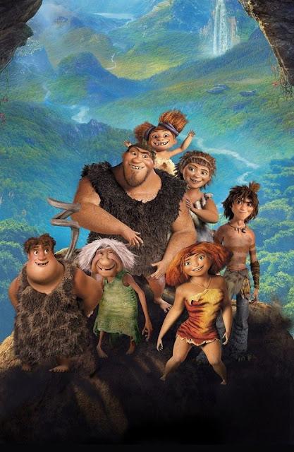 Các nhân vật trong phim The Croods