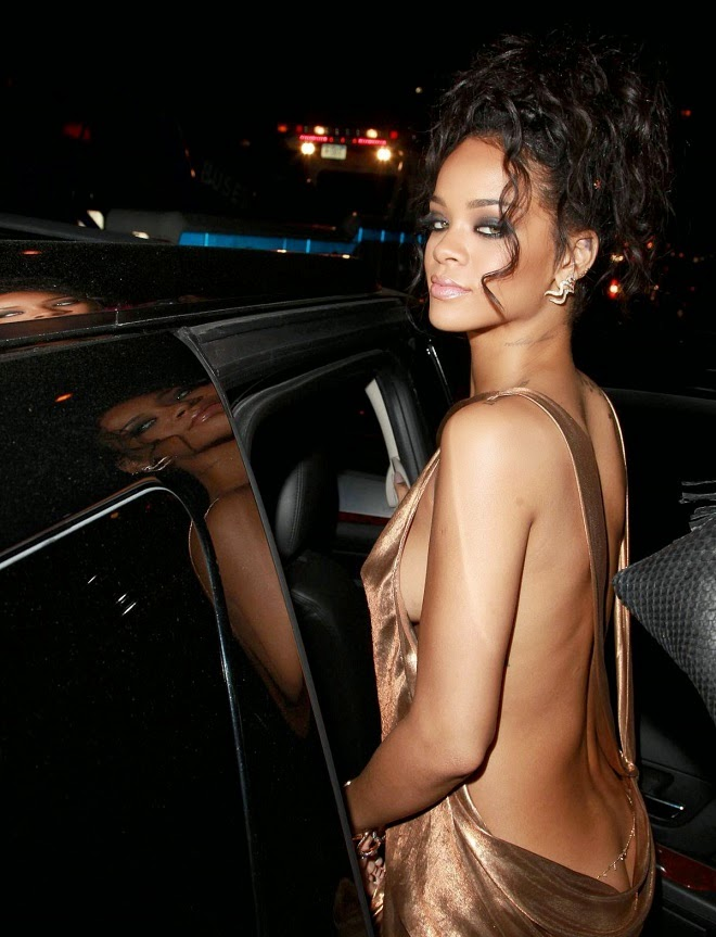 Rihanna – Met Ball After Party in New York