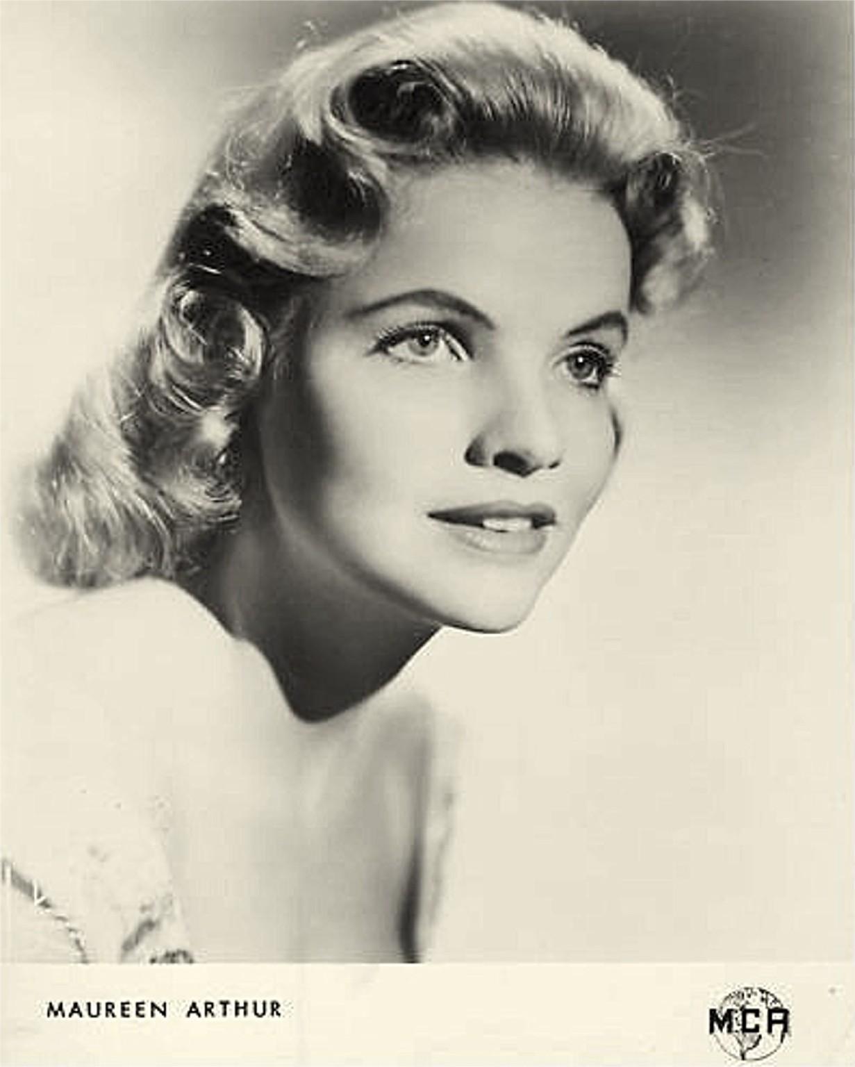pictures Maureen Arthur