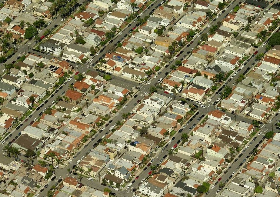 Old Urbanist: Single Family Zoning: It's All About the Lot Sizes