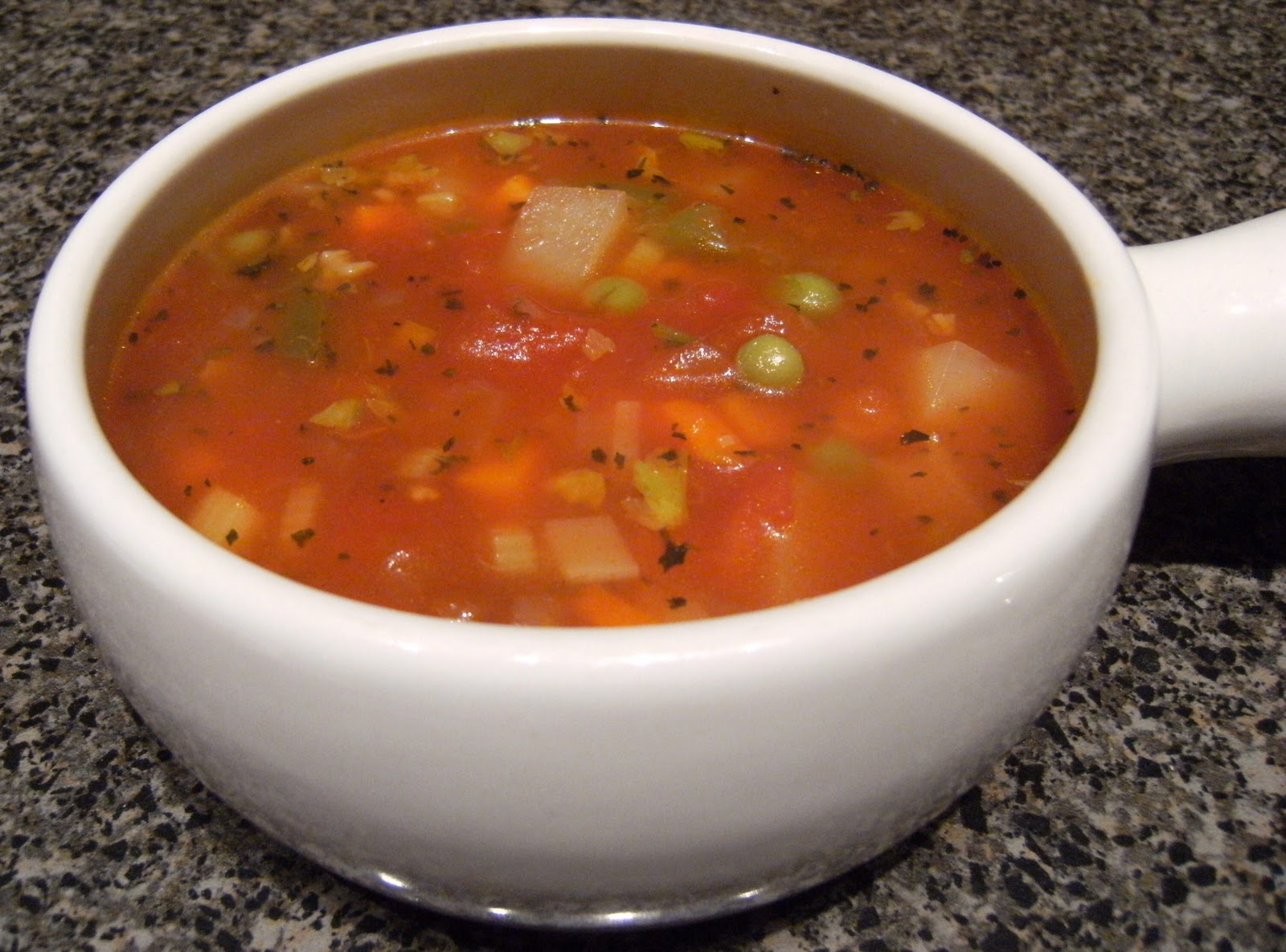 Queen of the Easy Meal: Easy Vegetable Soup