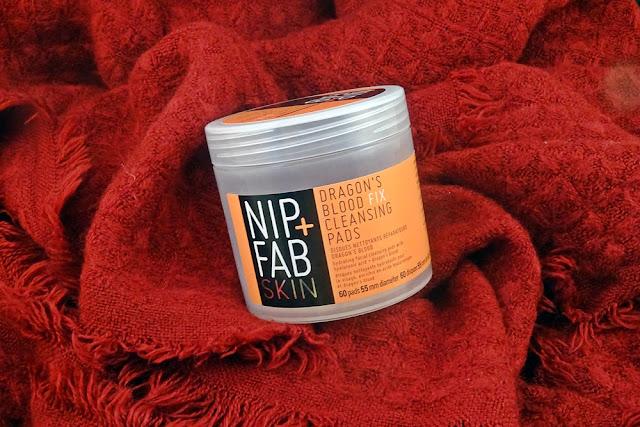 Nip+Fab Dragon's Blood Fix Cleansing Pads
