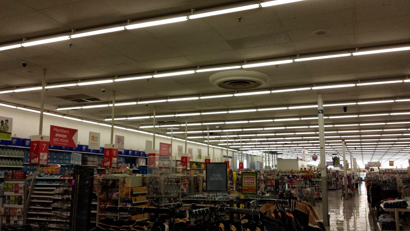 Toys At Kmart : Louisiana and texas southern malls retail kmart