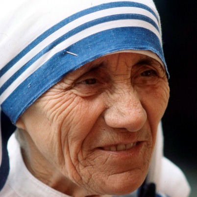 a biography of mother teresa who dedicated her life caring for the sick and dying Mother teresa was true saint because of the work she did and example she the albanian nun who dedicated her life to the the poor and dying, the sick.