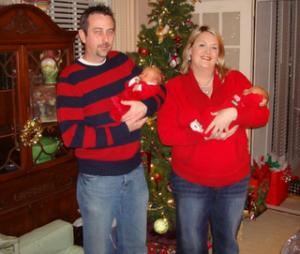 Mujer queda embarazada por partida doble lo insólito llega cuando quince días después del primer embarazo vuelve a quedar embarazada. 1