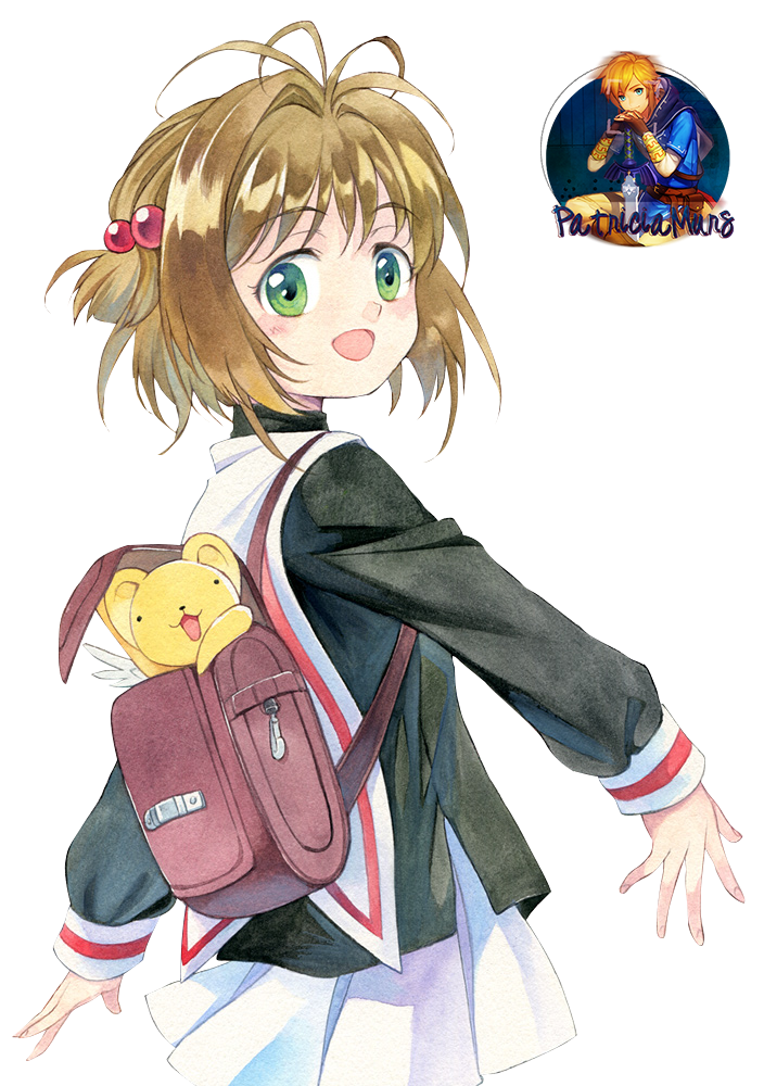 Render Sakura Card Captor