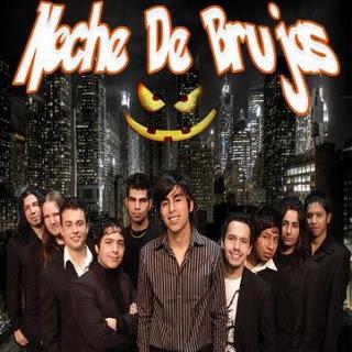 noche brujas en vivo 2007