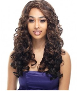 Freetress Band Full Cap Synthetic Wig TRENDY GIRL