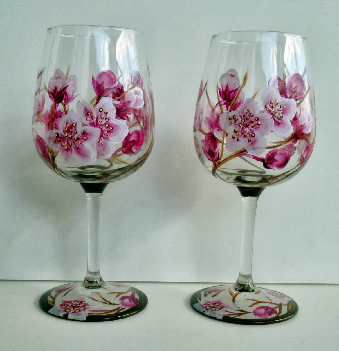 animal stripes wine glass animal stripes wine glasses can be done with