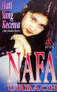 Nafa Urbach-Hati Yang Kecewa (1997)