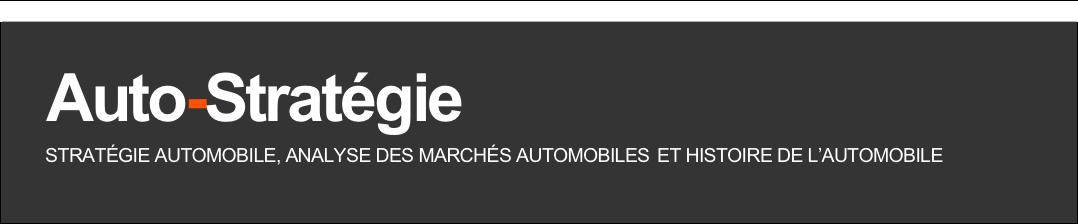 Auto-Stratégie — Blog automobile