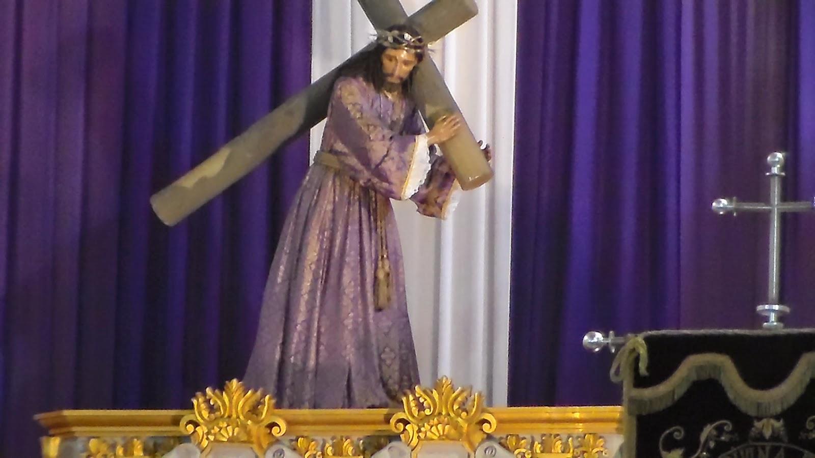 jesus nazareno del desamparo barrio guarda viejo zona 8 ciudad guatemala