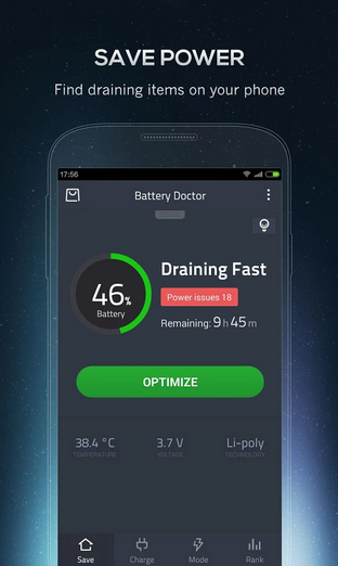 Battery Doctor (Battery Saver) v4.16.1