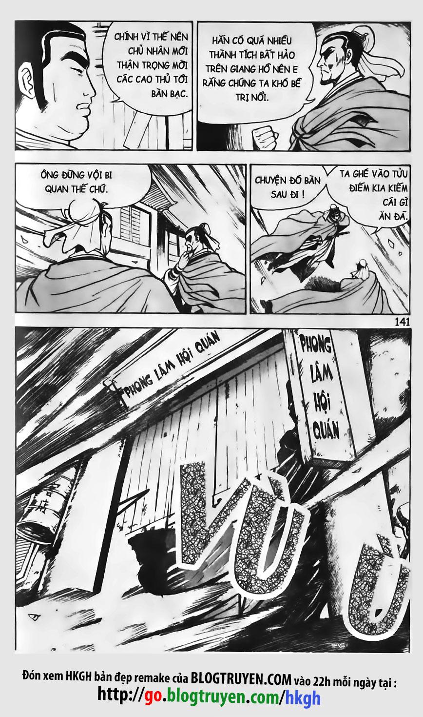 Hiệp Khách Giang Hồ chap 6 page 32 - IZTruyenTranh.com