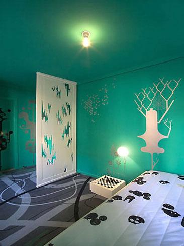 Art Hotel: Hotel Fox, Copenhagen, Denmark Awesome Ideas