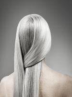 melena color plata