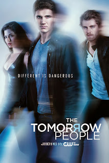 The Tomorrow People: 1° Temporada