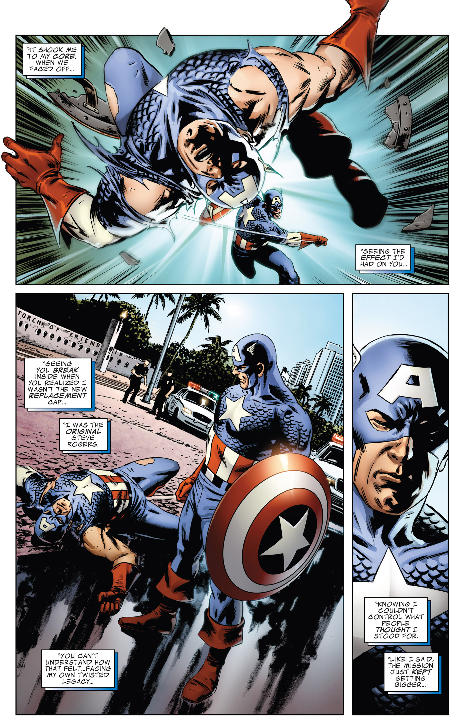 Captain America (2011) Issue #19 #19 - English 16