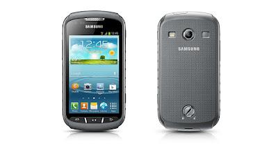 Samsung Galaxy XCover 2 ominaisuudet