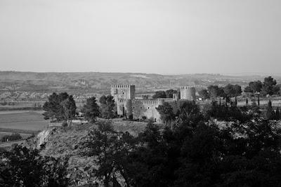 El Castillo de San Servando (Toledo, España), by Guillermo Aldaya / PhotoConversa