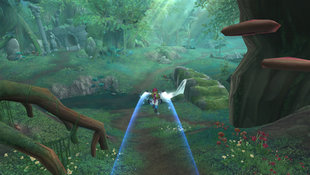 Aura Kingdom Gliding