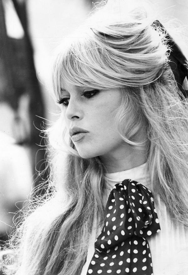 Style Icon Brigitte Bardot