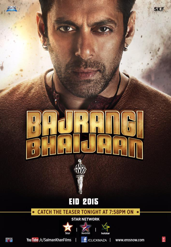 Bhai Jaan Bajrangi Movie 2015