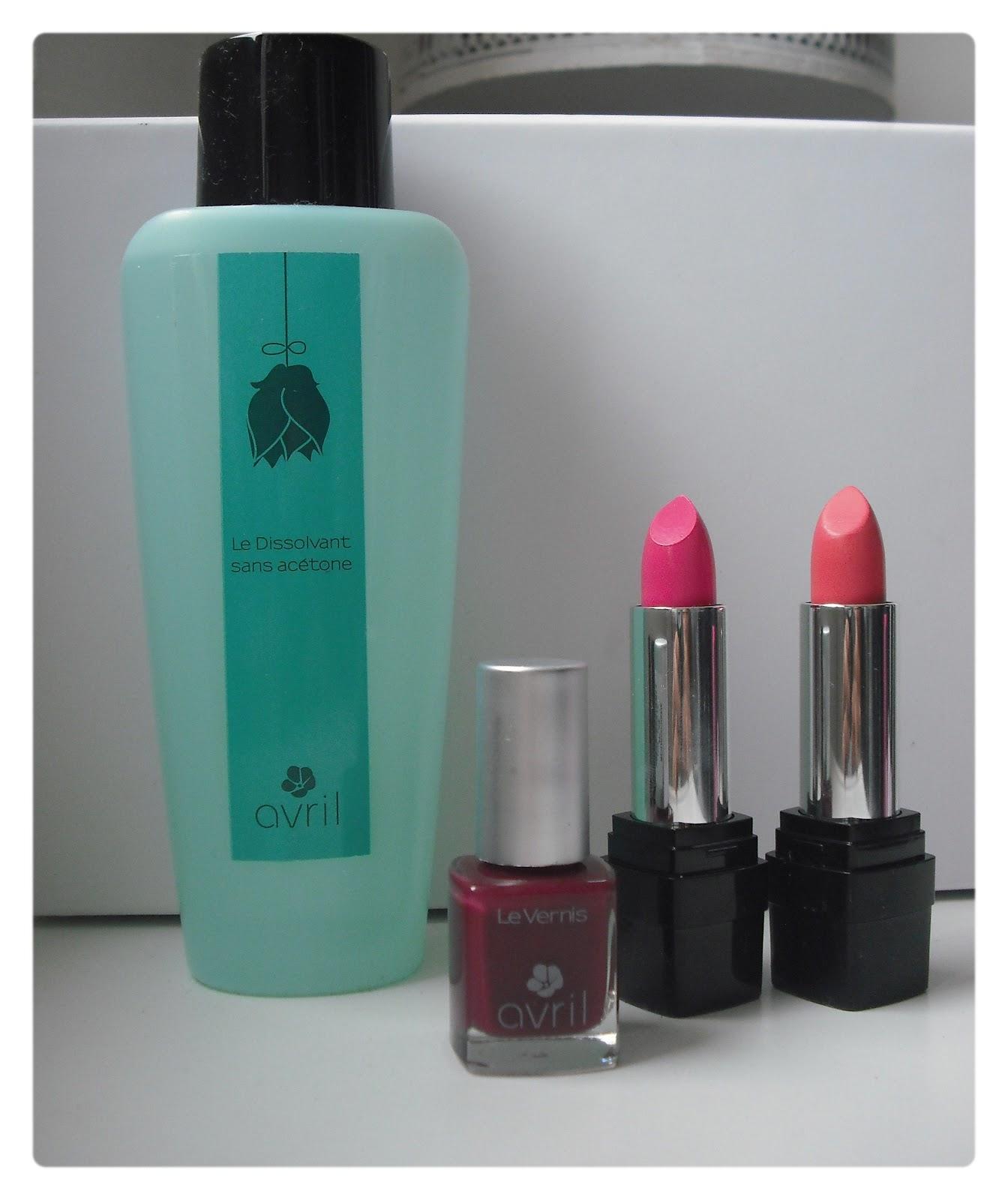 Ma 1 re commande avril maquillage je veux tout tester blog beaut mode et lifestyle n mes - Mondial relay nimes ...