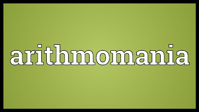 Arithmomania psychological treatment,