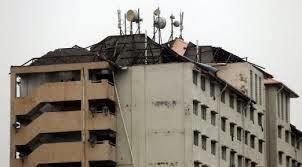 Ribut Kencang Di Pandamaran Klang