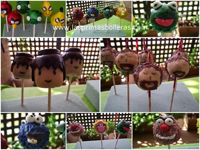 Cakepops originales