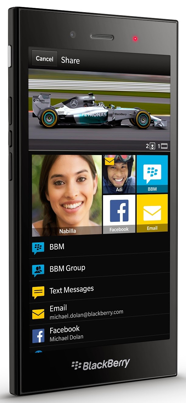 BlackBerry Z3