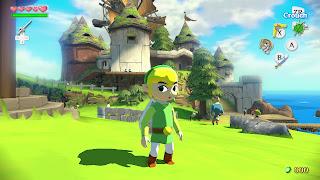 the legend of zelda the wind waker hd screen 1 E3 2013   The Legend of Zelda: The Wind Waker HD (Wii U)   Artwork, Concept Art, Screenshots, & Trailer