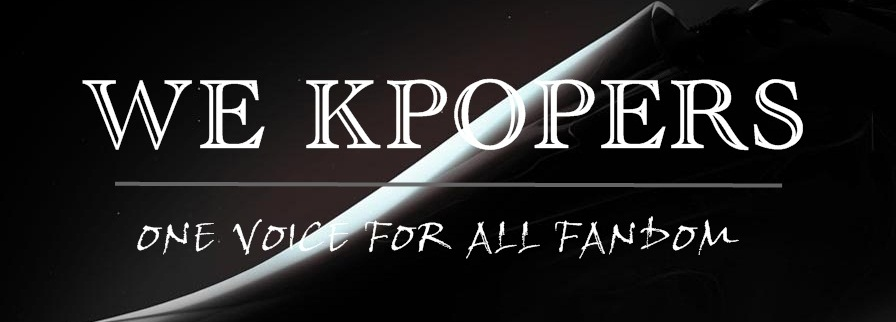 We are KPOPERS