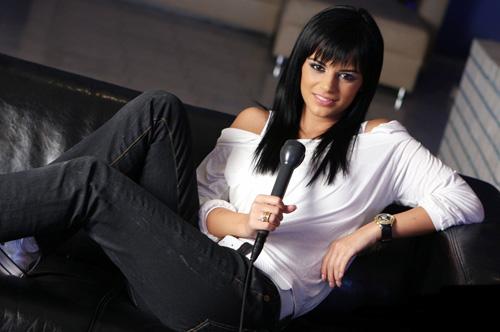 Black Angelika Hot   T...
