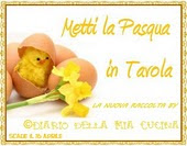 METTI LA PASQUA IN TAVOLA