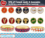 Uscoop - Today&#39;s Chase - Fornash Jewelry &amp; Accessories