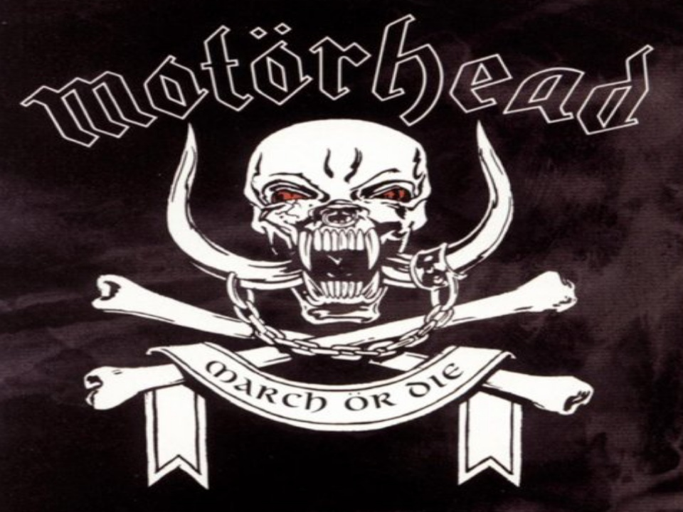 March ör Die Álbum de Motörhead