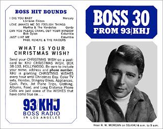 KHJ Boss 30 No. 24 - Robert W. Morgan