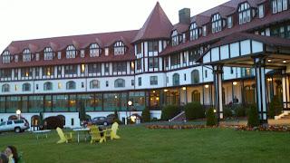Fairmont Algonquin hotel