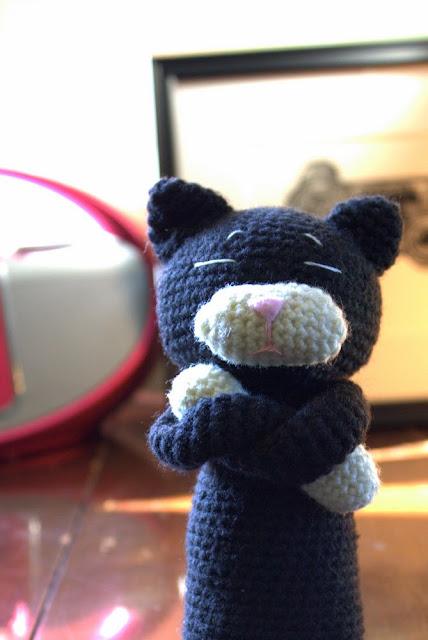 Amigurumi Cat Amineko : Oh the Cuteness!: Free Crochet and Knitting Patterns