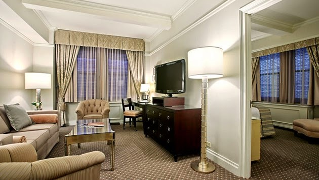 Warwick Hotel New York, International Hotel With Cultur Wisdom