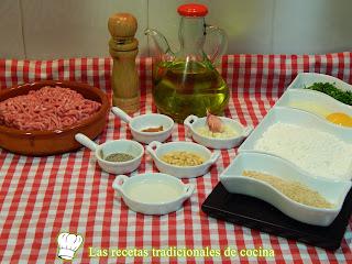 albóndigas de carne caseras