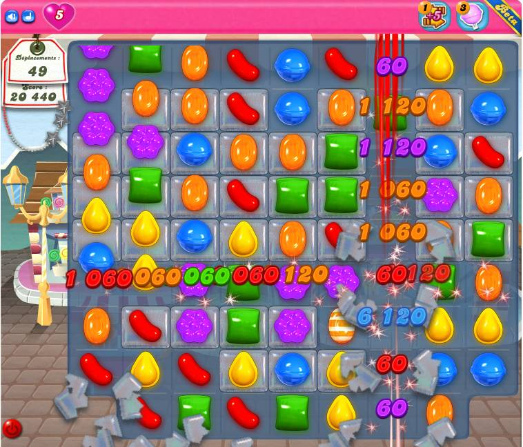 candy crush saga for android screenshot candy crush saga for