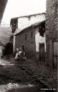 Candelario Salamanca mi familia en La Joya de Candelario